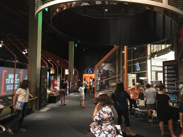 museum interactive activites