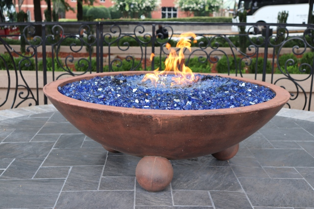MLK eternal flame