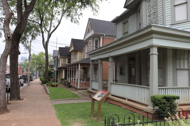 MLK's birth house community