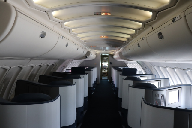 747 Upper Deck