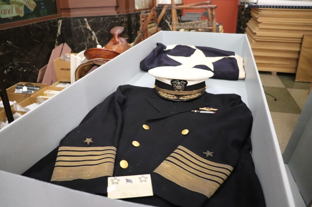 Chester Nimitz Uniform