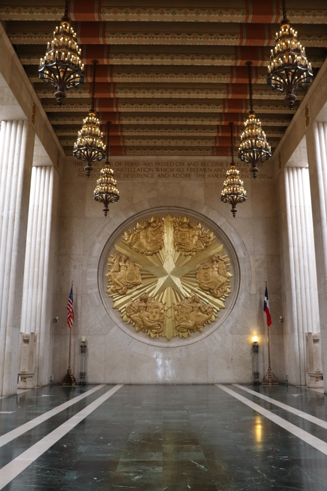 Great Hall at hall of state