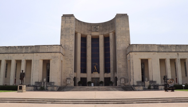 The Hall of State