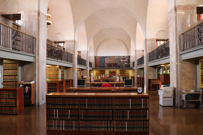 Nebraska State Capitol Library