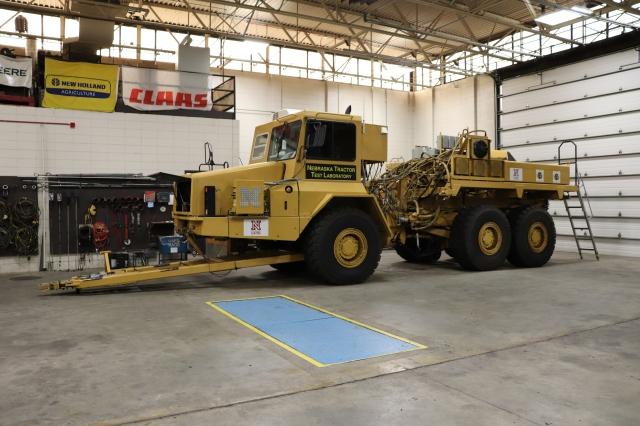 Nebraska Tractor test facility