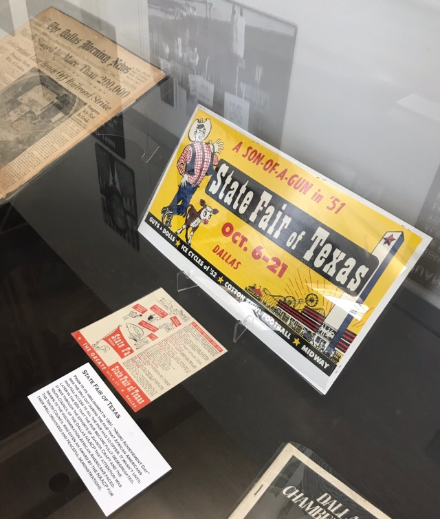 State Fair of Texas advertisement