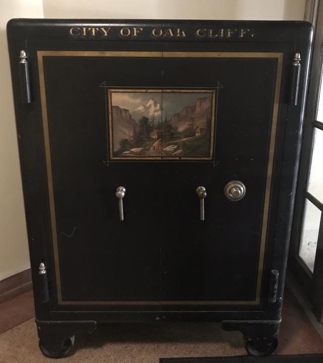 City of Oak Cliff safe