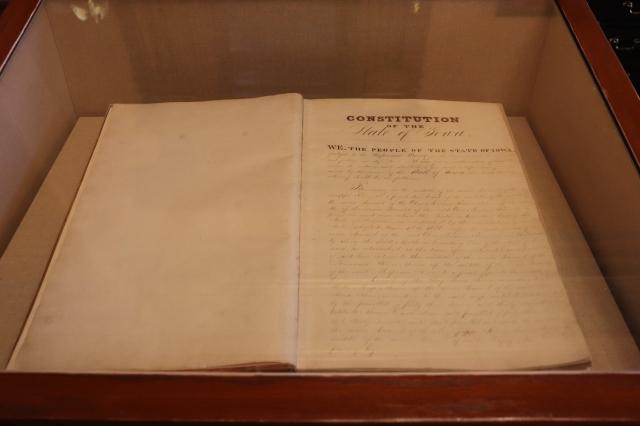 Iowa State Constitution