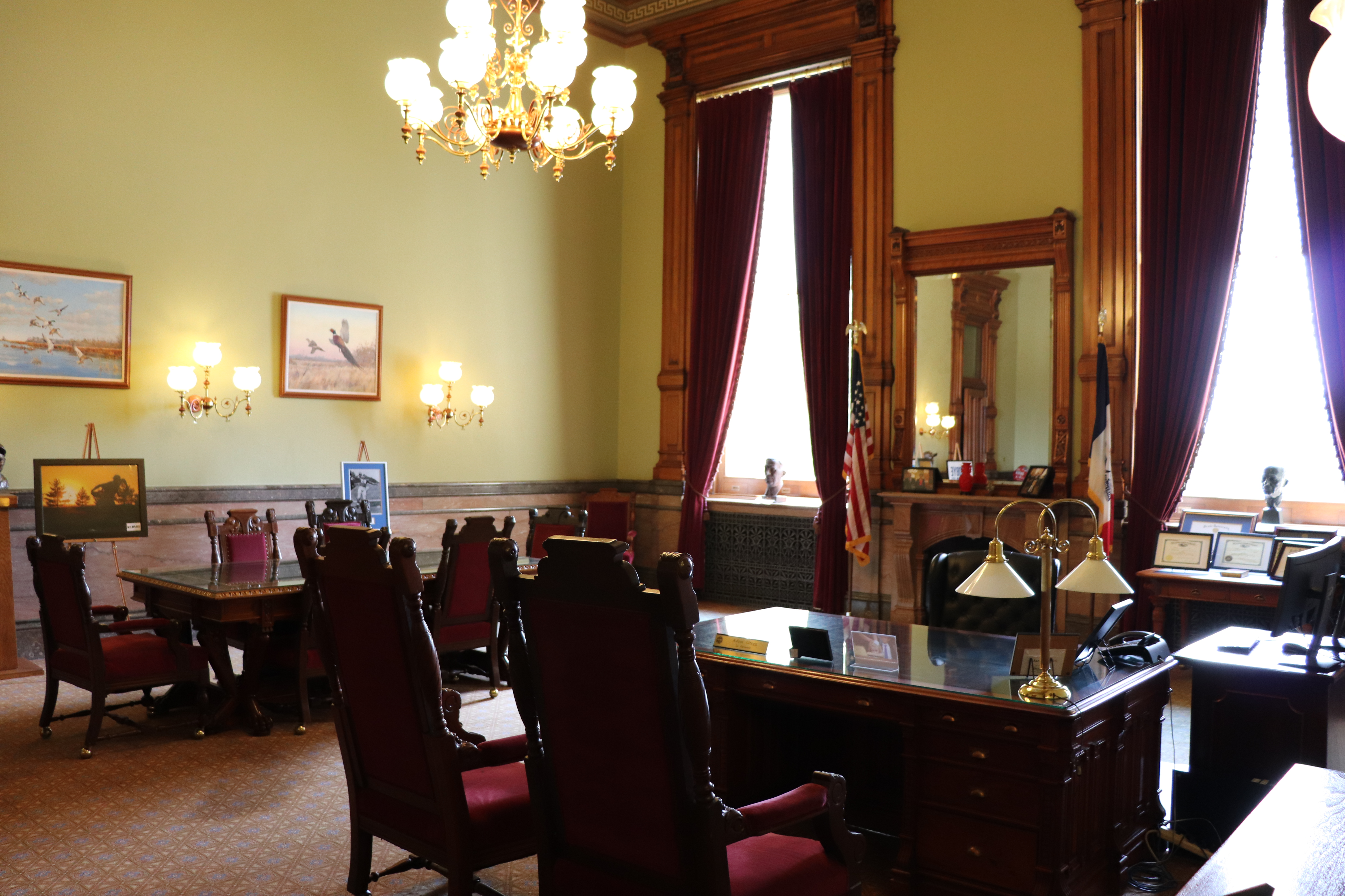 Iowa Lt. Governor's Office