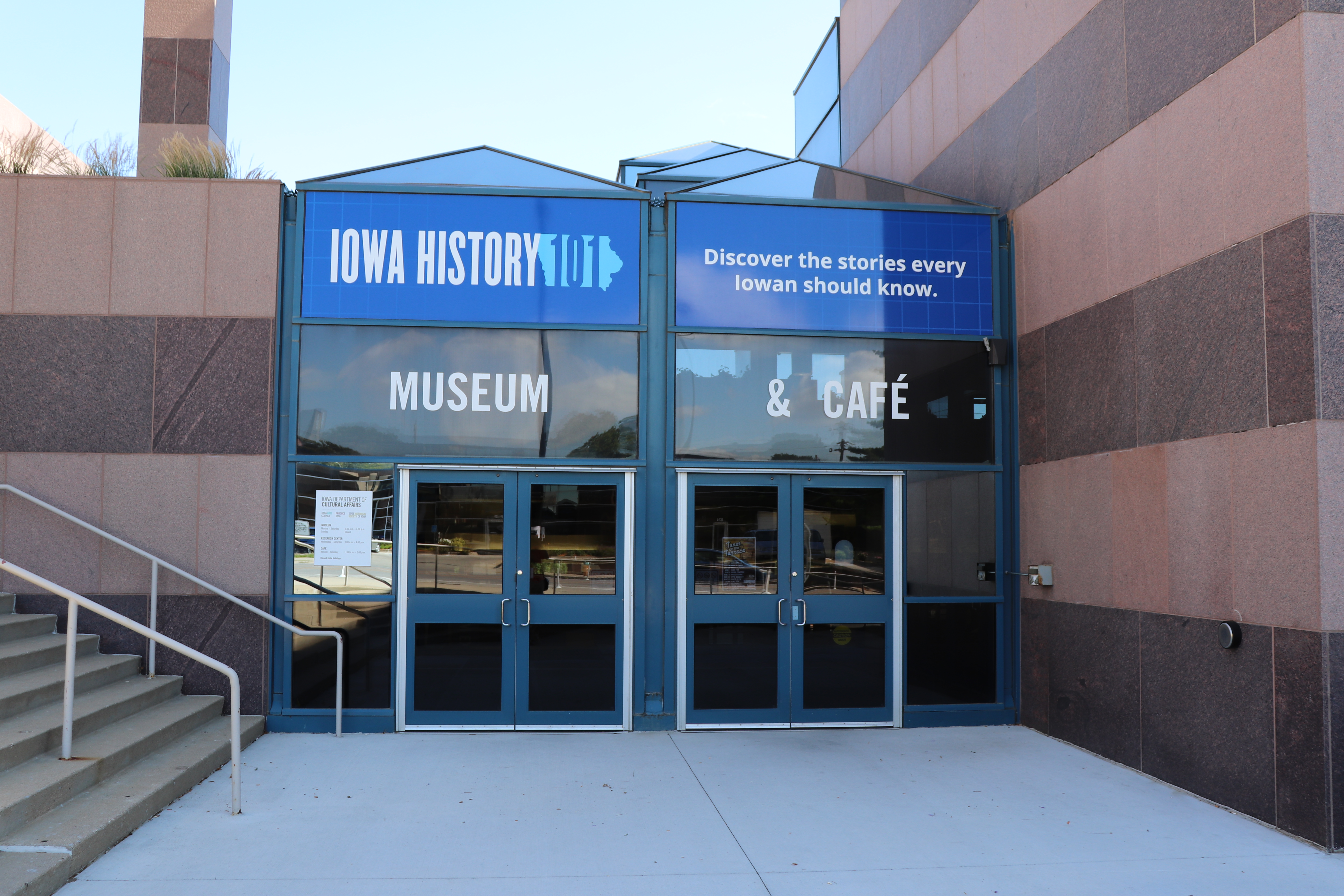 State Historical Museum of Iowa