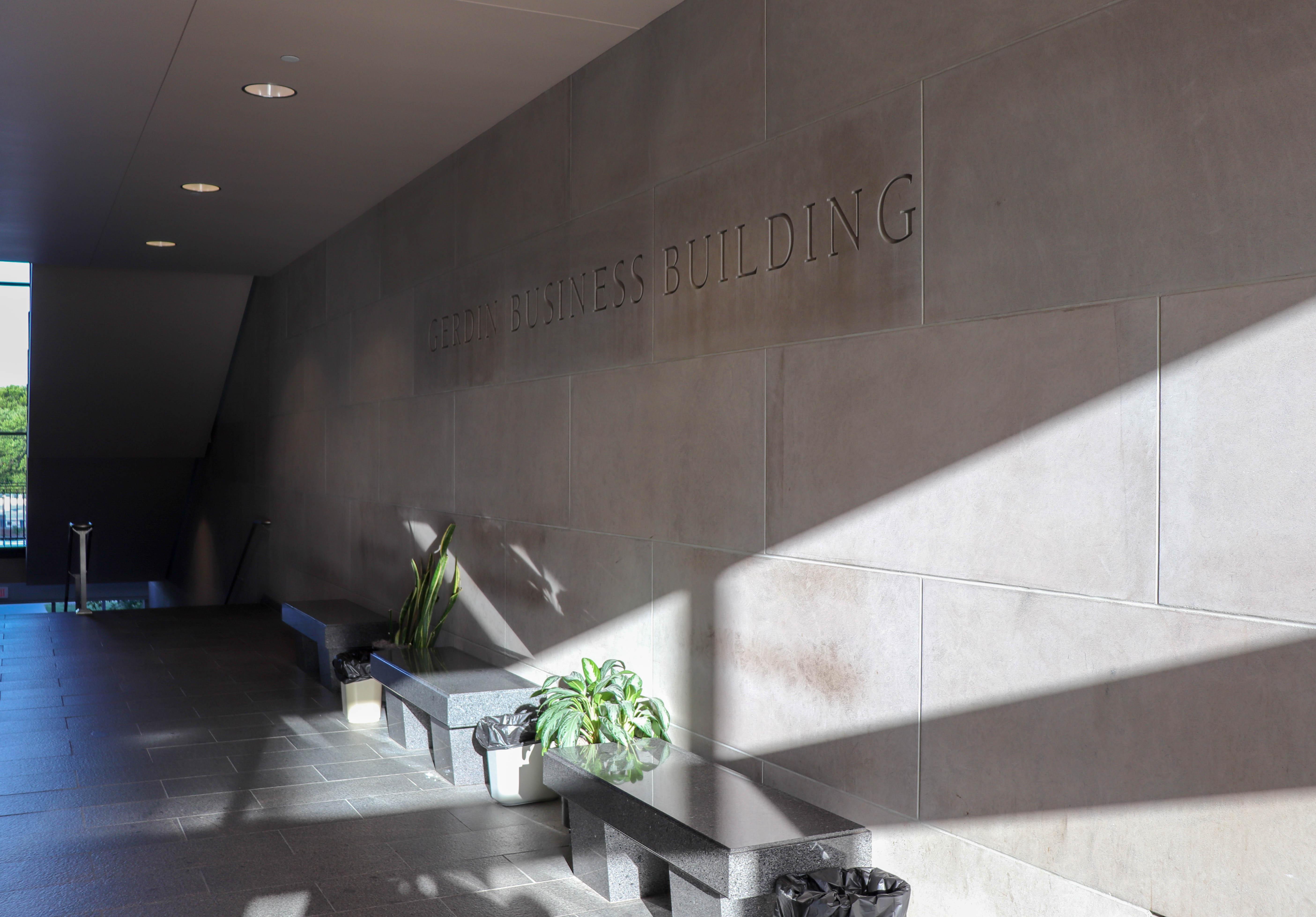 iowa state gerdin business building