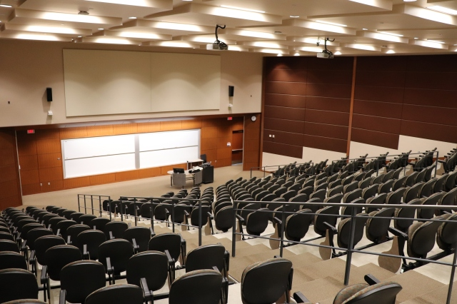 Gerdin Business Building Lecture Hall