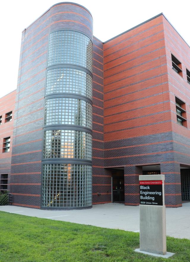 Black Engineering Building - Iowa State University