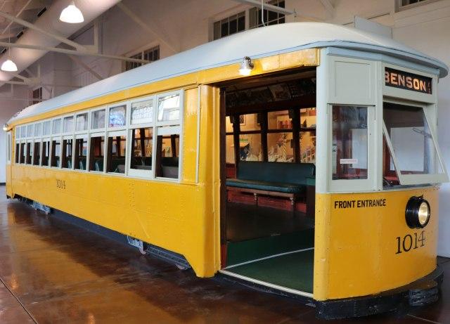 Durham Museum Streetcar