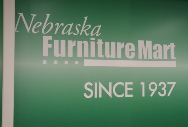 Nebraska Furniture Mart Logo