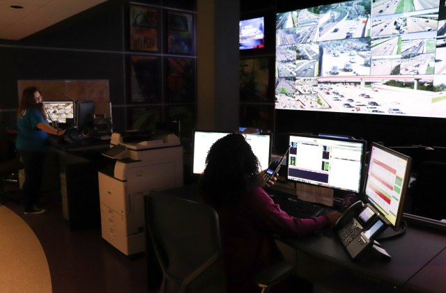 NTTA Safety Operations Center Dispatchers