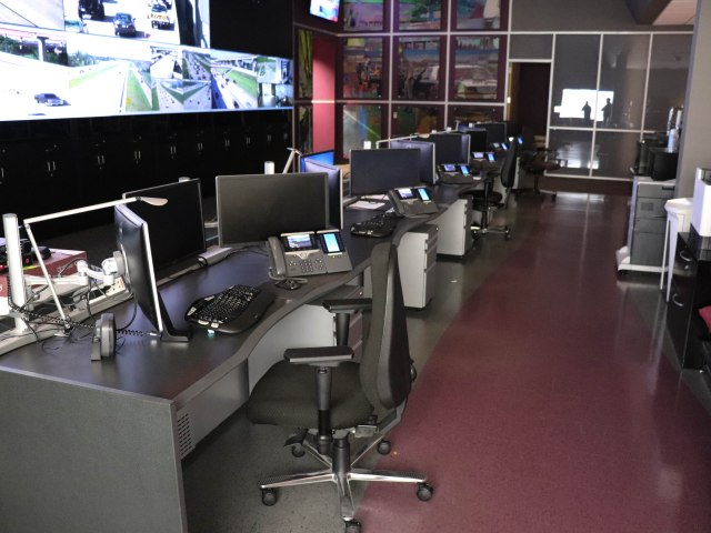 NTTA Safety Operations Center