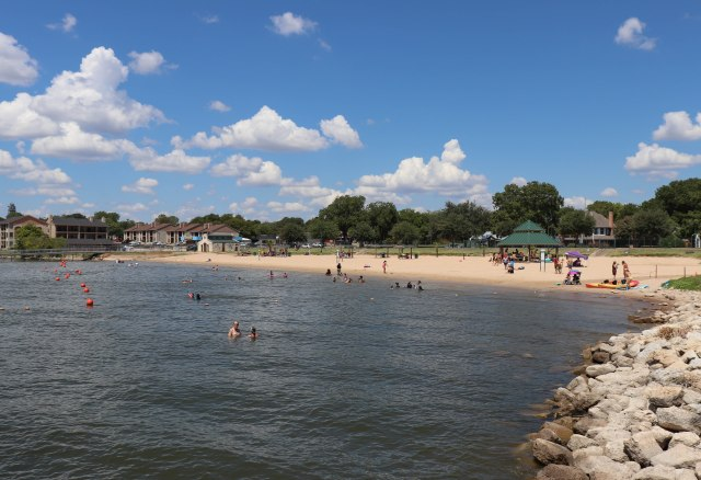 Granbury City Beach