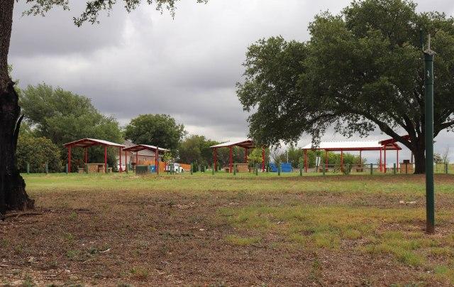 West, TX memorial park