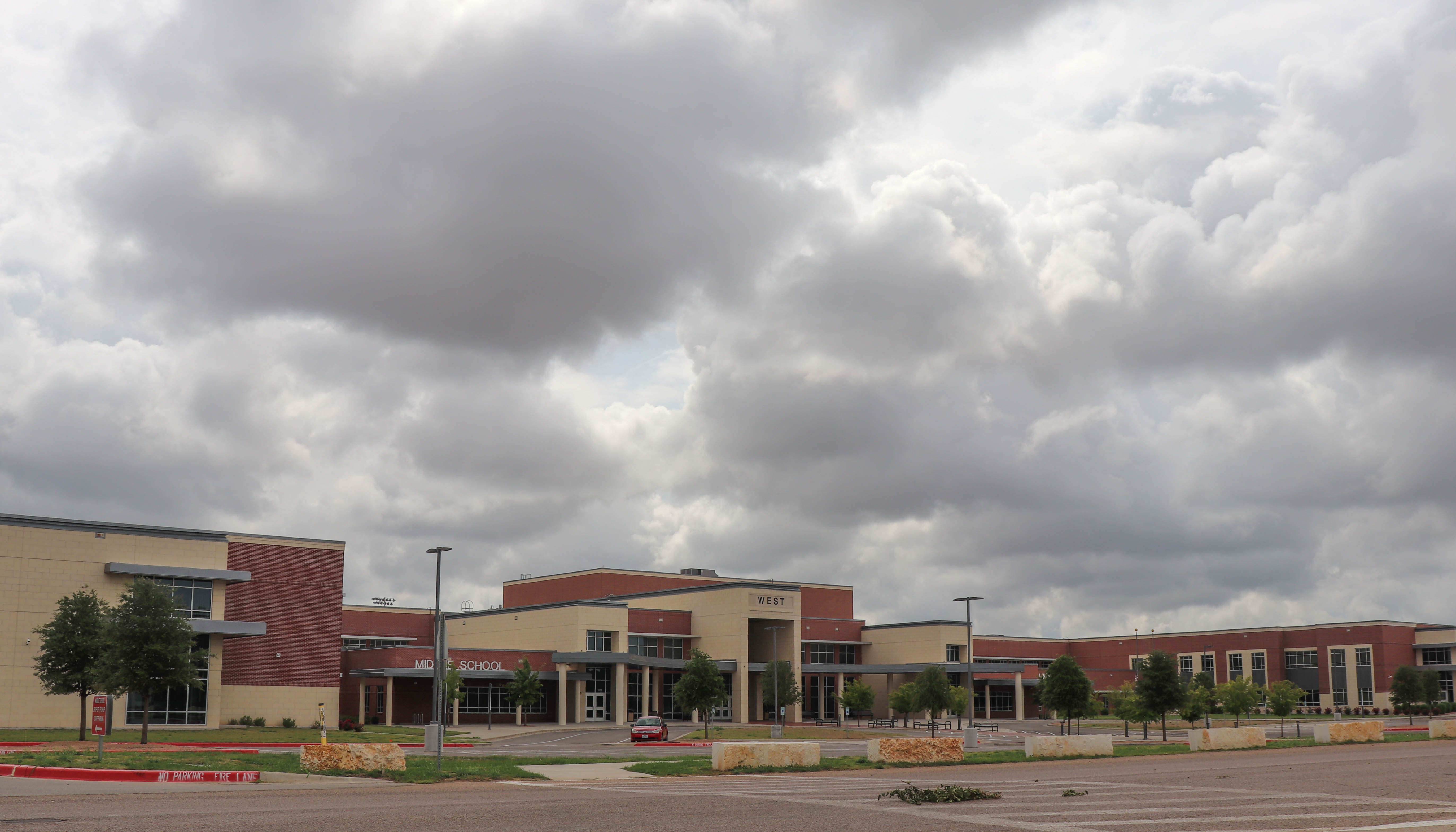West,Texas middle and high school