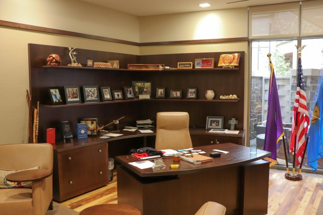 Choctaw Nation Chief's Office