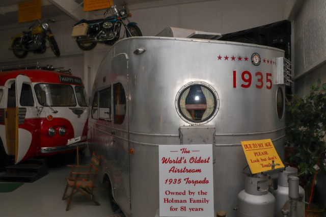 world's oldest airstream