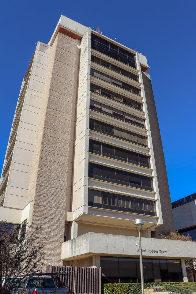 Rudder Tower at Texas A&M