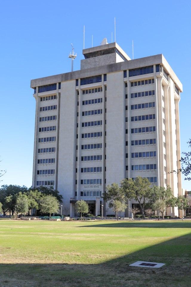 Eller Oceanography & Meteorology Building
