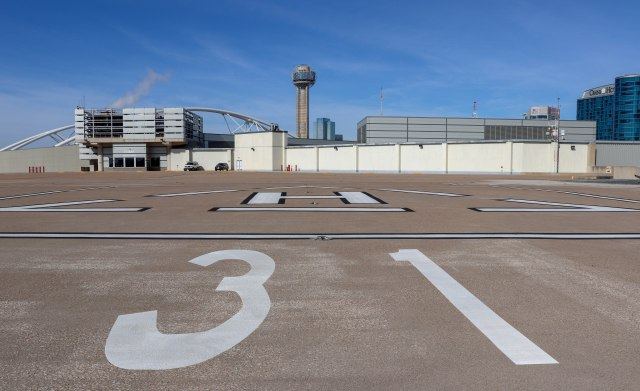 Dallas CBD Vertiport