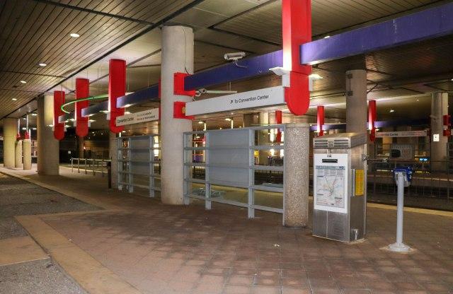 DART Convention Center Station